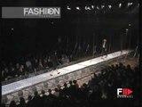 """Yohji Yamamoto"" Spring Summer 1997 Paris 1 of 7 pret a porter woman by FashionChannel"
