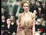 """Fendi"" Spring Summer 1997 Milan 3 of 6 pret a porter woman by FashionChannel"