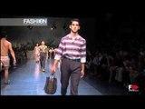 """Dolce & Gabbana"" Spring Summer 2013 Milan 1 of 3 HD Menswear by FashionChannel"