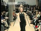 """Fendi"" Spring Summer 1997 Milan 5 of 6 pret a porter woman by FashionChannel"