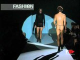 """""""Gucci"""" Spring Summer 1997 Milan 4 of 5 pret a porter woman by FashionChannel"""