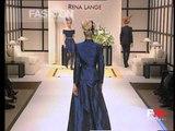 """""""Rena Lange"""" Autumn Winter 1996 1997 Milan 5 of 5 pret a porter woman by FashionChannel"""