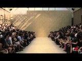"""Burberry"" Spring Summer 2013 Milan 3 of 3 Menswear by FashionChannel"