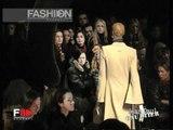 """""""Jean Paul Gaultier"""" Autumn Winter 1996 1997 Paris 2 of 7 pret a porter woman by FashionChannel"""
