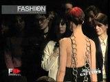 """""""Jean Paul Gaultier"""" Autumn Winter 1996 1997 Paris 6 of 7 pret a porter woman by FashionChannel"""