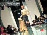 """""""Gianfranco Ferrè"""" Autumn Winter 1996 1997 Milan 4 of 6 pret a porter woman by FashionChannel"""