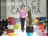 """Piano Piano Dolcecarlotta"" Autumn Winter 1996 1997 Milan 3 of 5 pret a porter woman by FashionChannel"