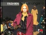 """""""Emanuel Ungaro"""" Autumn Winter 1996 1997 Paris 3 of 7 pret a porter woman by FashionChannel"""