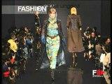"""""""Emanuel Ungaro"""" Autumn Winter 1996 1997 Paris 1 of 7 pret a porter woman by FashionChannel"""