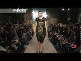 """Marco De Vincenzo"" Autumn Winter 2012 2013 Milan 2 of 2 HD pret a porter women by FashionChannel"