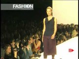 """Calvin Klein"" Autumn Winter 1996 1997 New York 3 of 4 pret a porter woman by FashionChannel"