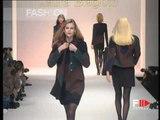 """Laura Biagiotti"" Autumn Winter 1996 1997 Milan 1 of 7 pret a porter woman by FashionChannel"
