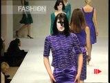"""Luciano Soprani"" Autumn Winter 1996 1997 Milan 6 of 6 pret a porter woman by FashionChannel"