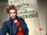 """""""Vivienne Westwood"""" Autumn Winter 1996 1997 Paris 4 of 6 pret a porter woman by FashionChannel"""