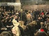 """Alexander Mcqueen"" Autumn Winter 1996 1997 Paris 4 of 6 pret a porter woman by FashionChannel"