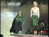 """Karl Lagerfeld"" Autumn Winter 1996 1997 Paris 3 of 4 pret a porter woman by FashionChannel"