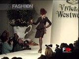 """""""Vivienne Westwood"""" Autumn Winter 1996 1997 Paris 3 of 6 pret a porter woman by FashionChannel"""