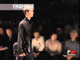 """Prada"" Spring Summer 2002 Milan 1 of 4 Menswear by FashionChannel"
