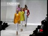 """Genny"" Spring Summer 1995 Milan 2 of 7 pret a porter woman by FashionChannel"