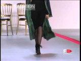 """""""Emanuel Ungaro"""" Autumn Winter 2001 2002 Paris 2 of 3 pret a porter women by FashionChannel"""