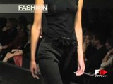 """Massimo Rebecchi"" Spring Summer 2002 Milan 3 of 3 pret a porter women by FashionChannel"