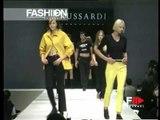 """Trussardi"" Spring Summer 1996 Milan 1 of 5 pret a porter woman by FashionChannel"