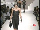 """""""Chiara Boni"""" Spring Summer 1996 Milan 3 of 7 pret a porter woman by FashionChannel"""