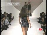 """""""Chiara Boni"""" Spring Summer 1996 Milan 5 of 7 pret a porter woman by FashionChannel"""