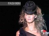 """Antonio Berardi"" Spring Summer 2002 Milano 4 of 4 pret a porter women by FashionChannel"