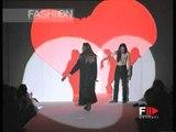 """""""Chiara Boni"""" Spring Summer 1996 Milan 1 of 7 pret a porter woman by FashionChannel"""