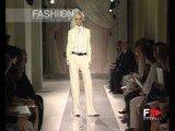 """""""Givenchy"""" Autumn Winter 2001 2002 2 of 3 haute couture by FashionChannel"""