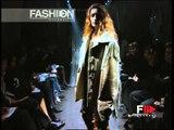 """Martin Margiela"" Autumn Winter 2001 2002 Paris 2 of 3 pret a porter women by FashionChannel.mov"