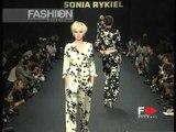 """""""Sonia Rykiel"""" Spring Summer 1996 Paris 4 of 5 pret a porter woman by FashionChannel"""