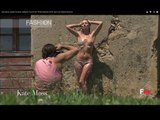 "Kate Moss, Isabeli Fontana, Natasha Poly for the ""Pirelli Calendar 2012"" part 2 by FashionChannel"