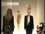 """Alexander Mcqueen"" Spring Summer 1996 Paris 3 of 5 pret a porter woman by FashionChannel"