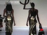 """Yves Saint Laurent"" Spring Summer 1993 Paris 7 of 7 pret a porter woman by FashionChannel"