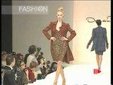 """Oscar de la Renta"" Autumn Winter 1995 1996 New York 3 of 6 pret a porter woman by FashionChannel"