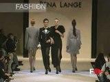 """Rena Lange"" Autumn Winter 1995 1996 London 5 of 5 pret a porter woman by FashionChannel"