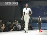 """""""Christian Dior"""" Spring Summer 1996 Paris 2 of 6 pret a porter woman by FashionChannel"""