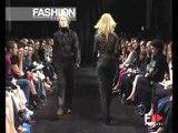 """Costume National"" Autumn Winter 2001 2002 Paris 3 of 4 Pret a Porter Woman by FashionChannel"