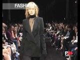 """Costume National"" Autumn Winter 2001 2002 Paris 4 of 4 Pret a Porter Woman by FashionChannel"