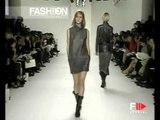 """Calvin Klein"" Autumn Winter 2001 2002 New York 2 of 4 Pret a Porter Woman by FashionChannel"