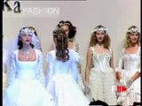 """Lolita Lempicka"" Autumn Winter 1995 1996 Paris 6 of 6 pret a porter woman by FashionChannel"