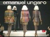 """""""Emanuel Ungaro"""" Autumn Winter 1995 1996 Paris 1 of 6 pret a porter woman by FashionChannel"""