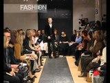 """""""Trussardi"""" Autumn Winter 2001 2002 Milan 3 of 3 Menswear by FashionChannel"""