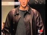 """""""Trussardi"""" Autumn Winter 2001 2002 Milan 2 of 3 Menswear by FashionChannel"""