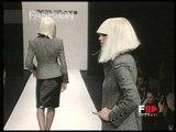 """Paco Rabanne"" Autumn Winter 1995 1996 Paris 2 of 3 pret a porter woman by FashionChannel"