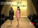 """""""Gai Mattiolo"""" Autumn Winter 2001 2002 Milano 2 of 4 pret a porter by FashionChannel"""