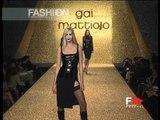 """""""Gai Mattiolo"""" Autumn Winter 2001 2002 Milano 3 of 4 pret a porter by FashionChannel"""