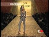"""""""Gai Mattiolo"""" Autumn Winter 2001 2002 Milano 1 of 4 pret a porter by FashionChannel"""